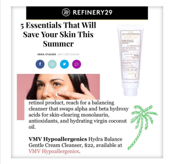Hydra Balance Gentle Cream Cleanser – Refinery 29