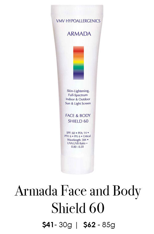 Armada Face and Body 60