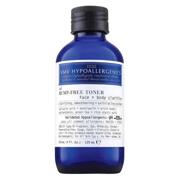 ID Bump-Free Toner: Face + Body Clarifier