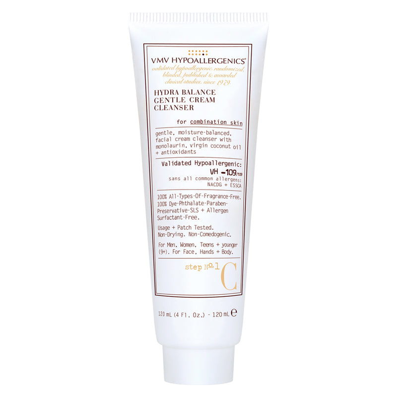 Hydra Balance Gentle Cream Cleanser for Combination Skin