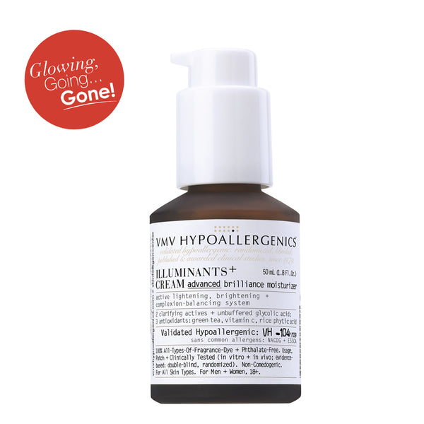 Illuminants+ Cream: Advanced Brilliance Moisturizer