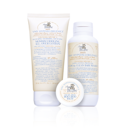 Mom & Baby Bundle: Wash-Lotion-Balm