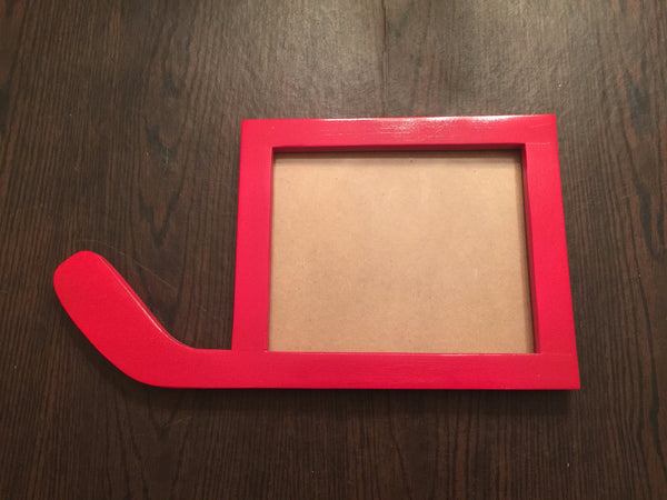 Hockey Night Picture Frame