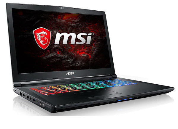 MSI Multi Colored Gaming Laptop