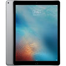 iPad Pro 12.9 inch screen