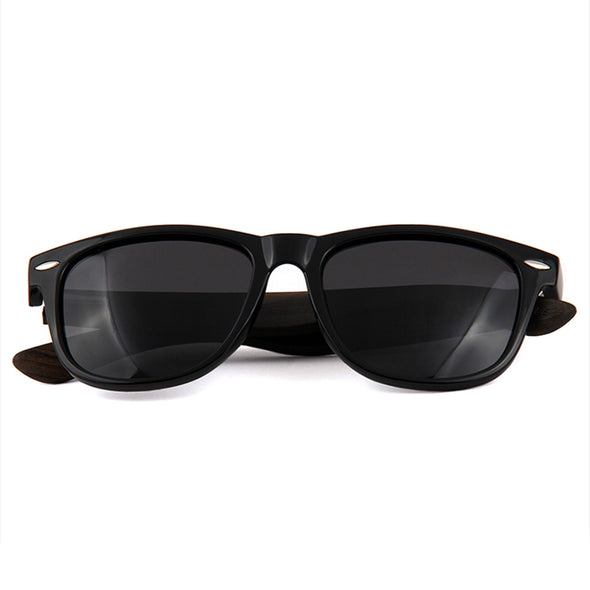 Daly (Ebony Wood)Polarized Lens