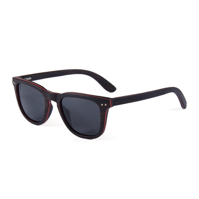 McLaren (Ebony Skateboard Wood) Polarized Lens