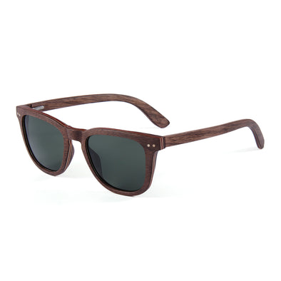 McLaren (Walnut Skateboard Wood) Polarized Lens