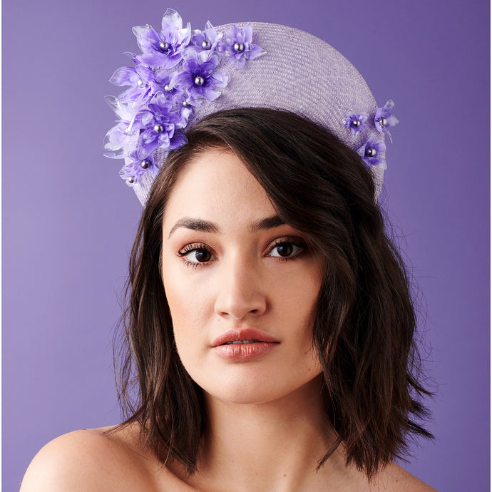 Ceira Halo - Victoria Jane Millinery