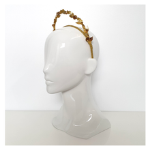 Laurel - Gold Headband