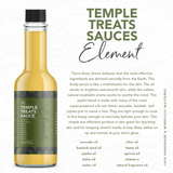 Temple Treats SAUCE: Element