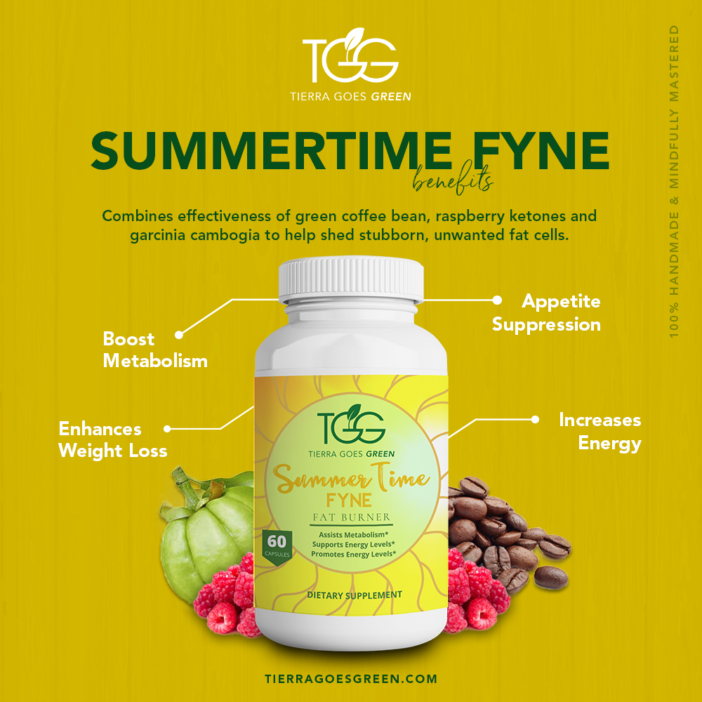 SummerTime Fyne FAT BURNER