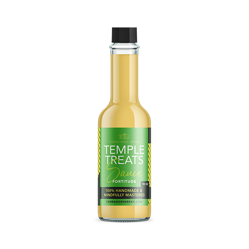 10oz Temple Treats SAUCE (FORTITUDE)