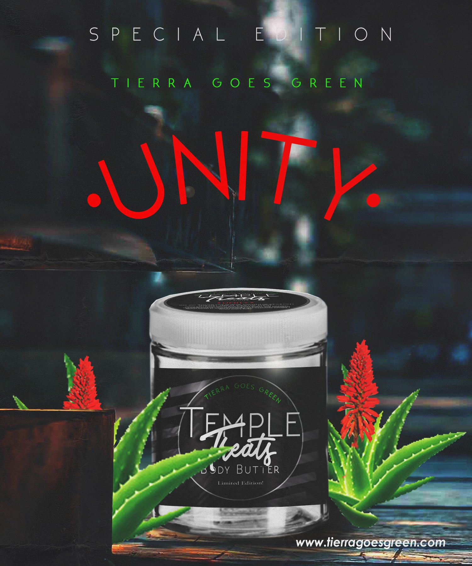 Temple Treats: UNITY (SPECIAL Edition)