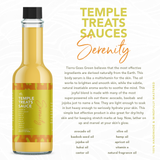 Temple Treats SAUCE: Serenity