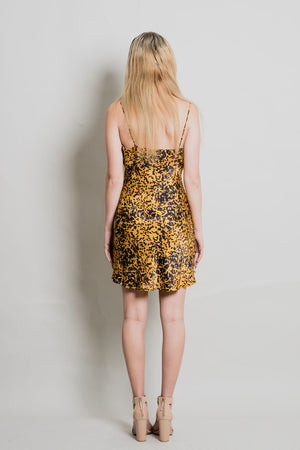 Turtle Rock Mini Dress