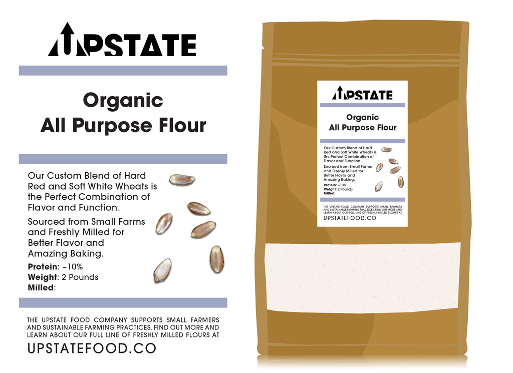 Organic All Purpose Flour