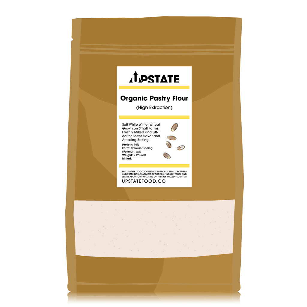 Organic Pastry Flour (High Extraction)