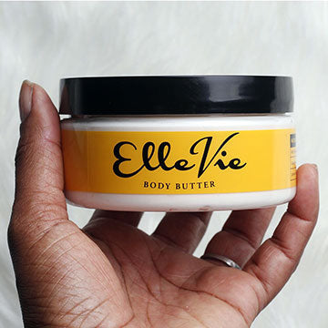 Keeping It Real (Unscented) Shea Body Butter