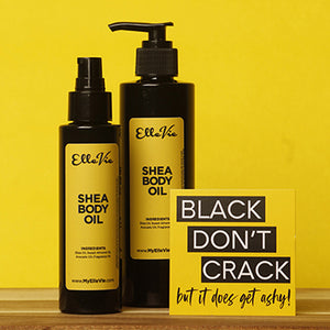 Girls Night Out Shea Body Oil