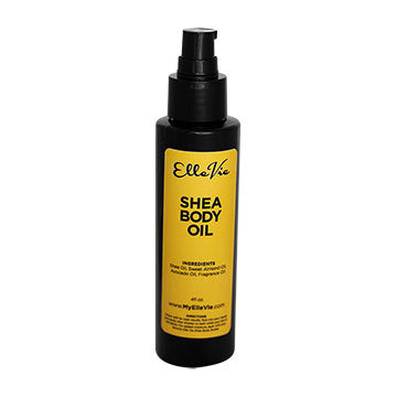 Shea Body Oil For Men