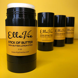 Stick of Butter Shea Lotion Stick