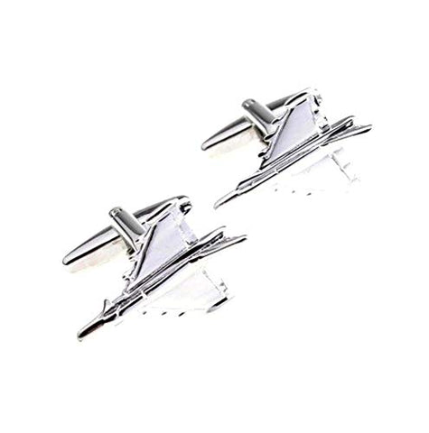 Fashion Trendy Men's or Unisex Luxury French Shirts Plane, Aeroplane, Aircraft, Military Plane Cuff links Cuff lings Cuff Buttons For Men's and Women's. /