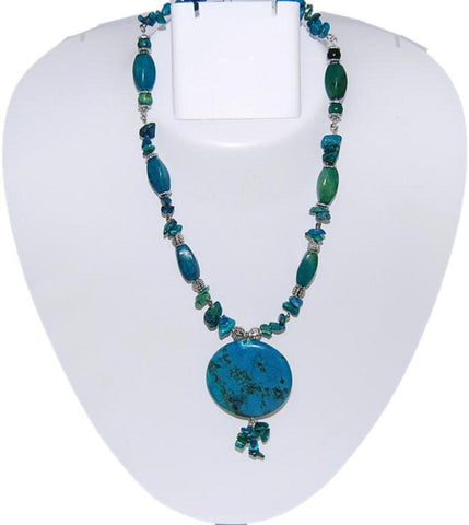 ADALINE Semi Precious Necklace