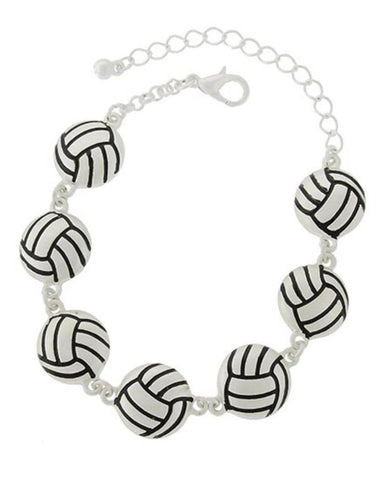 Sport Volley Ball : Fashion Volley Ball Bracelet For Women