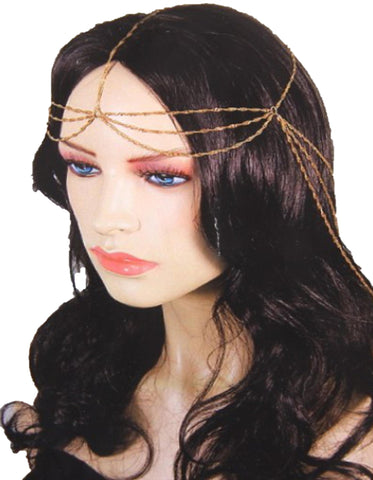 Fashion Trendy Belly Dancing Tribal Head Chain for Women