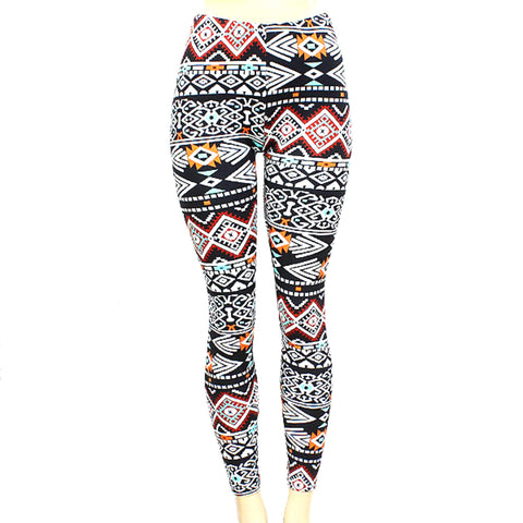Fashion Trendy Stylish Funky Polyester Legging for Girls & Women