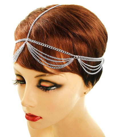 Fashion Trendy Head Chain for Women