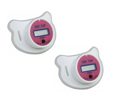 Baby Digital Safety Thermometer Dummy Pacifier