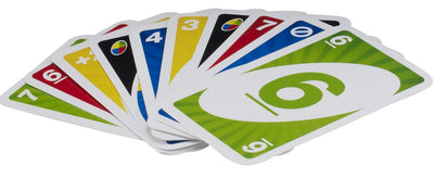 Childrens And Kids Toys And Games - UNO Playing Cards Game