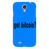 Image of Phone Cases - 'Got Bitcoin?' Phone Case