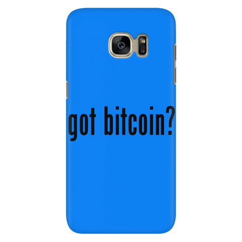 Phone Cases - 'Got Bitcoin?' Phone Case