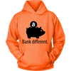 T-shirt - Bank Different - Bitcoin Hoodie