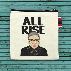 RBG All Rise Pouch