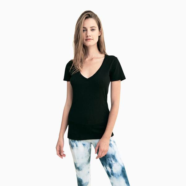 Organic Cotton Women's Vee