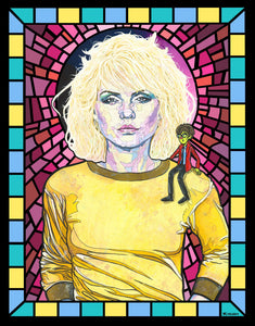 Saint Debbie Harry (Blondie)