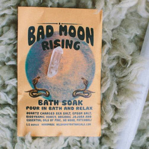 Bad Moon Rising Bath Soak