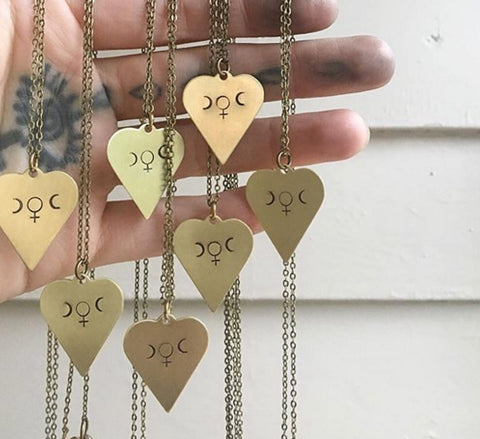 Lady Love Necklace