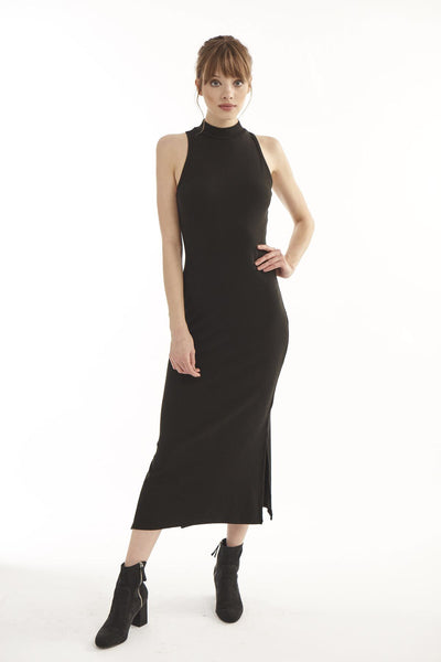 Montclair Mock Neck Dress