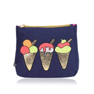 Three Scoops Canvas Bag