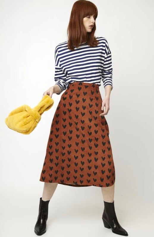Groovy Kind of Love Skirt