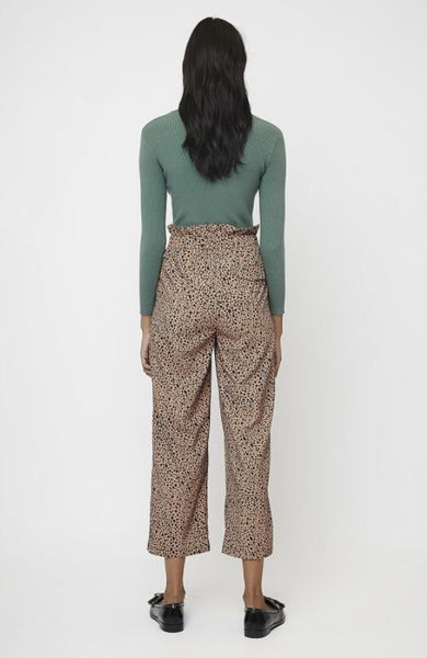 Stay Wild Paperbag Waist Pants