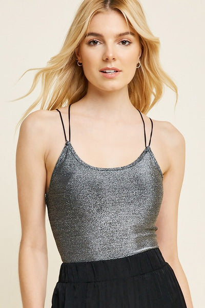 Stardust Crop Top