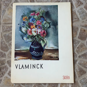 "Vintage Skira ""Vlaminck: Masterpieces of French Painting"" Art-Book"