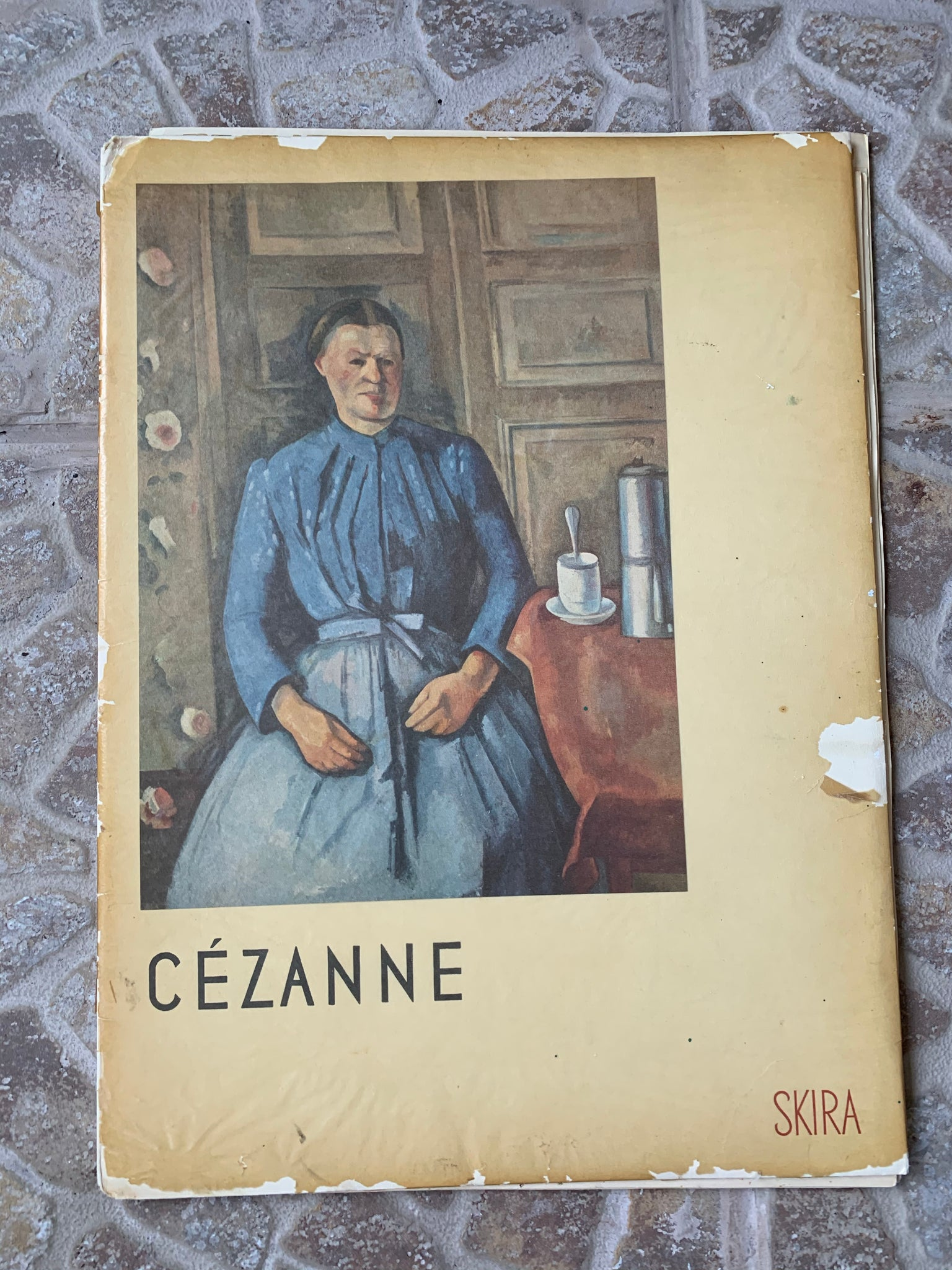 "Vintage Skira ""Cezanne: Masterpieces of French Painting"" Art-Books"