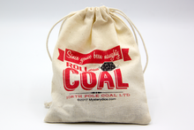 Roll Versus Coal Dice Stocking Stuffer